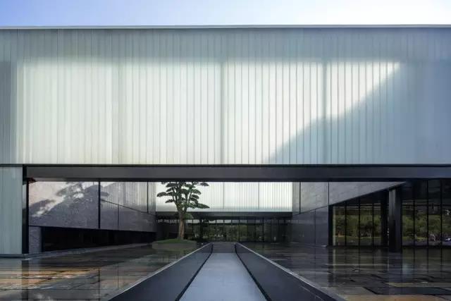 深圳湾超级总部基地首开项目与总体规划的展厅_5