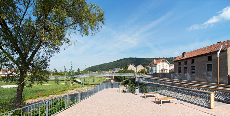 法国默尔特河岸景观设计_4