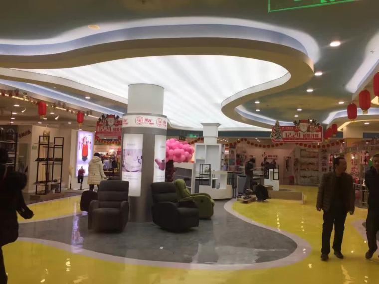 54938887906554578-购物广场,商场装饰装修及设计第1张图片