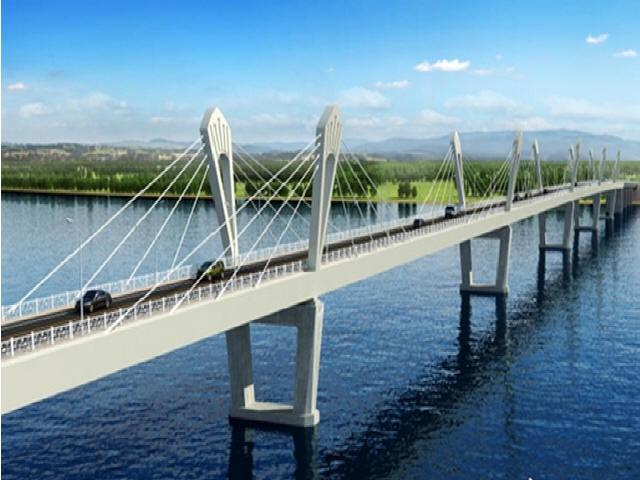 中俄界河首座跨境公路大桥开工,货运有望增10倍