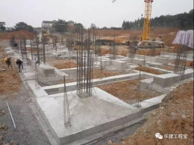 桩承台施工的工艺流程,基坑开挖、钢筋绑扎等技术