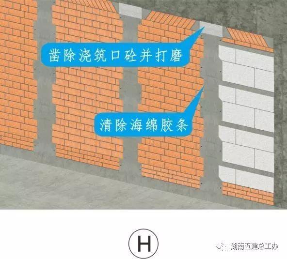 构造柱、楼板施工洞、外墙孔洞修补施工工艺_8