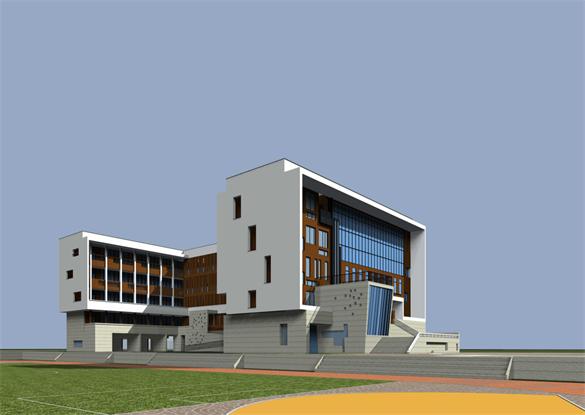 [湖北]学校综合楼BIM施工全过程应用技术成果(进度、成本、质量安全管控)