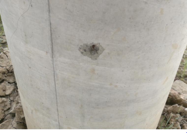 [QC成果报告]提高墩柱保护层合格率