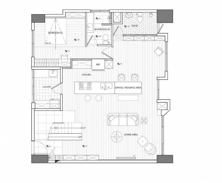 台湾现代风格别墅-16