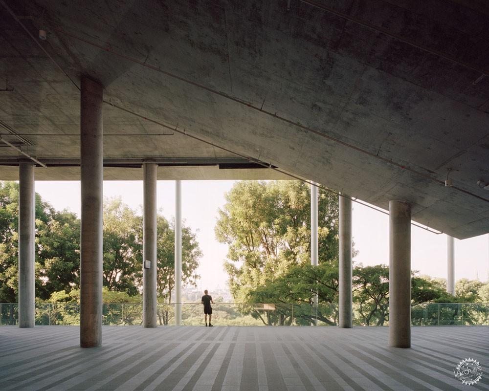 净能耗为零的开放建筑,为节能设计提供全新思路_13