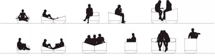 经过设计师之手,景观座椅彻底变样了!