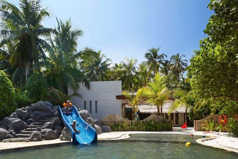 马尔代夫白马庄园度假酒店