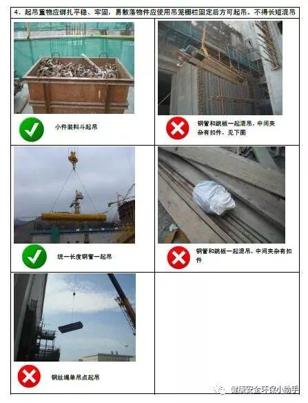 一整套工程现场安全标准图册:我给满分!_24
