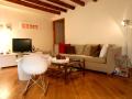 美式简约风格打造温润甜蜜生活一居室实景图