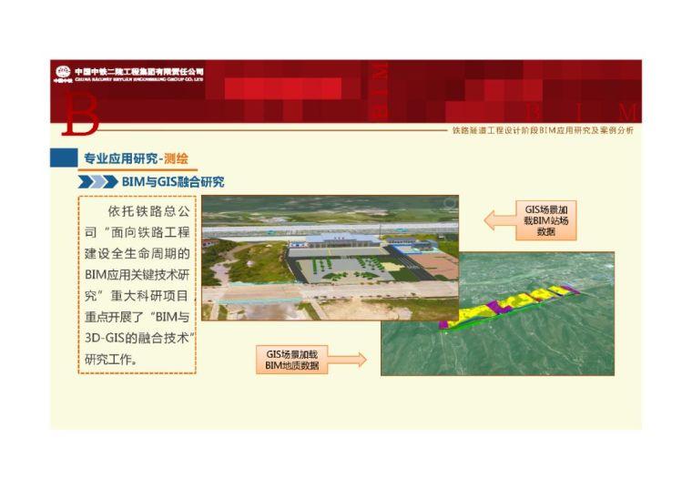铁路隧道工程设计阶段BIM应用研究及案例分析_20