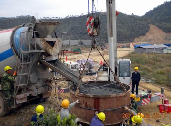 旋挖钻孔水下灌注桩常见施工质量问题及防治措施