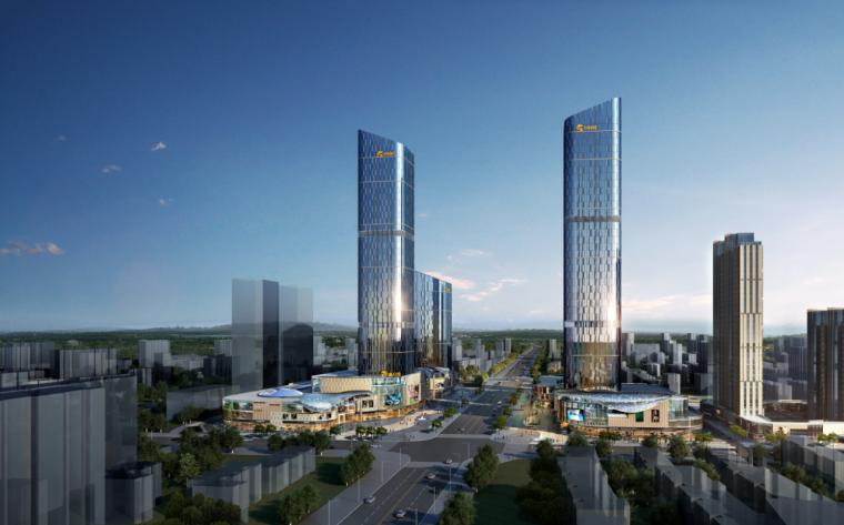 [河南]地标性超高层写字楼SOHO公寓及商业综合体方案(含CAD)_5