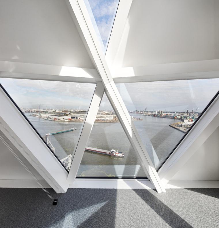 比利时安特卫普港口大楼-17