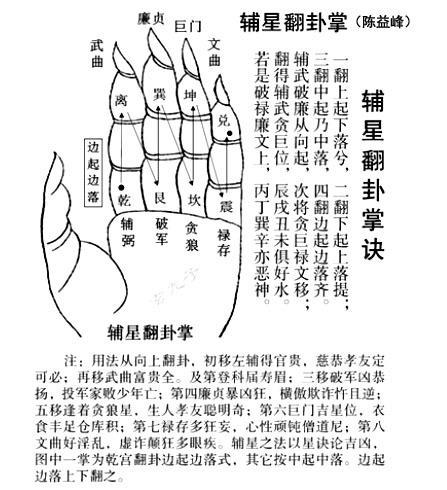 陈益峰:张九仪的《辅星水法歌》注解_3