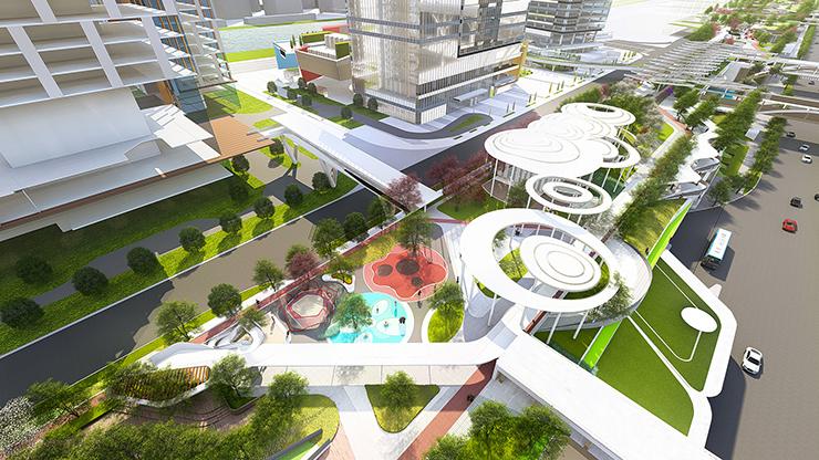 全国7大会展中心设计合集(实景图+效果图)-06