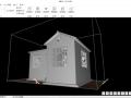 太空灰3D建筑打印 用两袋水泥打印的传统花窗