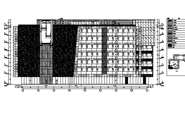 [北京]知名网络公司办公总部建筑施工图(修改图纸)_6