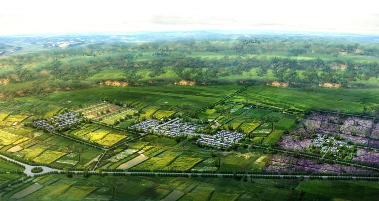 [陕西]某县淡村镇荆川村村庄规划方案设计PDF(33页)