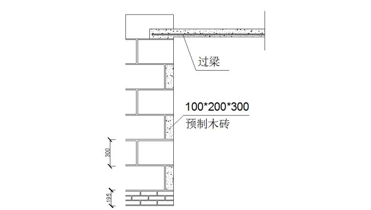 框剪结构加气混凝土砌块填充墙砌体施工方案_4