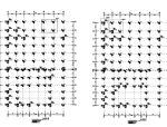 [江苏]四层井字梁框架结构住宅楼结构施工图(CAD、20张)