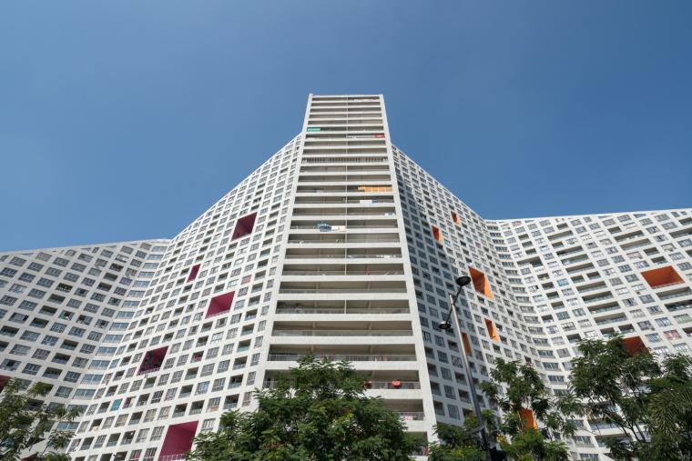 印度浦那未来之塔建筑-0065_Future_Towers_Pune_©Ossip
