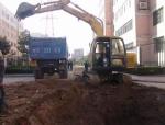 给排水工程案例之院内道路、排水施工组织设计方案