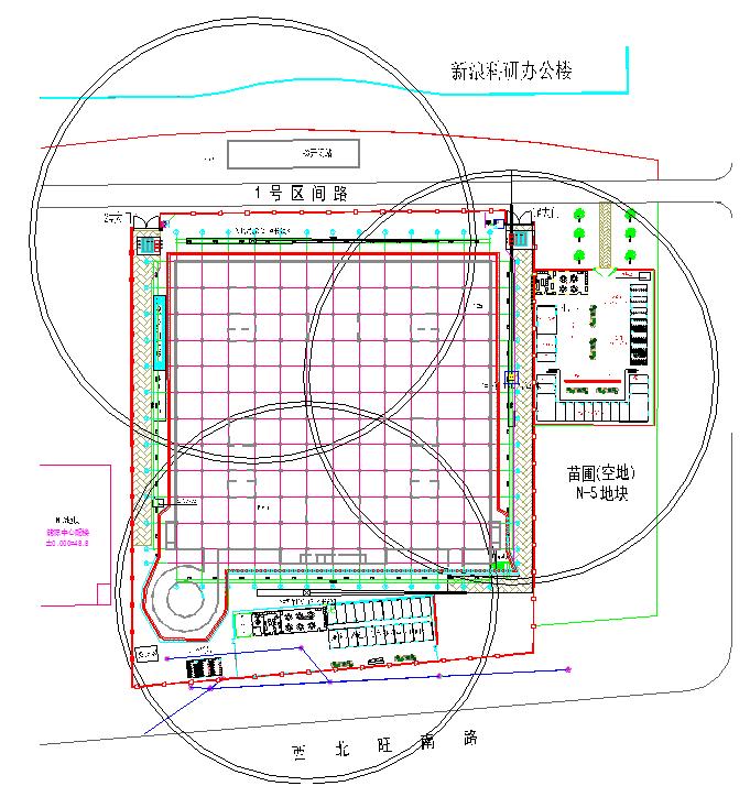 [北京]信息技术研发基地项目塔吊安装方案