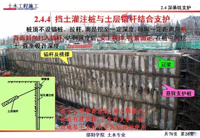 边坡支护工程施工与基坑的支护、降水_20