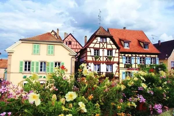 """四个最美的法国小镇,我愿在此""""终了余生""""..._34"""