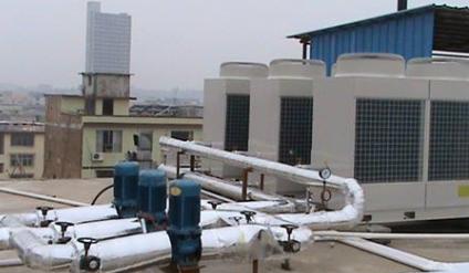 VAV空调调试方案资料下载-某煤矿工作面暖通空调施工方案