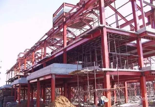 钢结构工程施工质量验收规范之基础和支承面