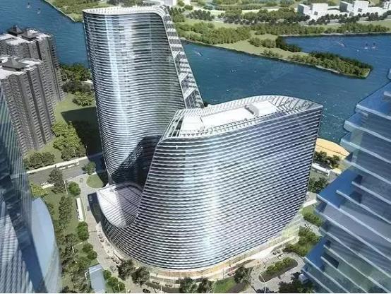 全专业全过程BIM平台应用-中国华融大厦项目