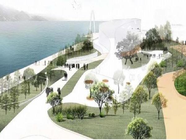 [黑龙江]城市沿江景观大道PPP融资项目初步实施方案32页