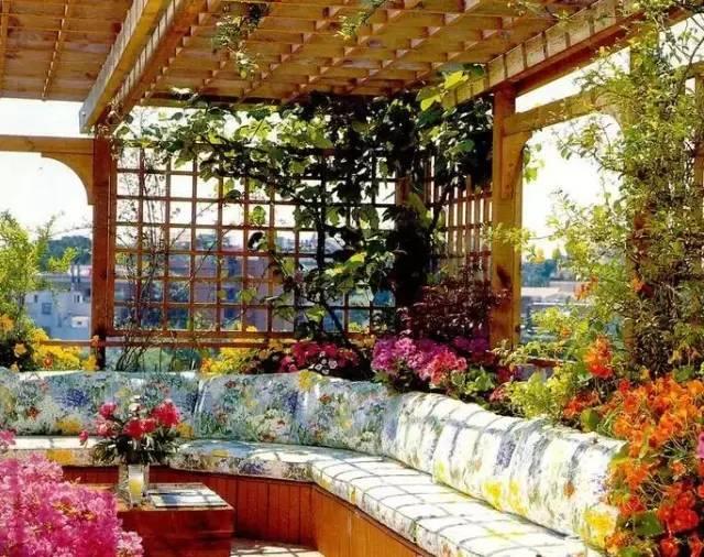 假如我有一个入户花园,我一定要这样做!_23