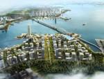 [辽宁]国际滨海城市新都心概念性总体规划