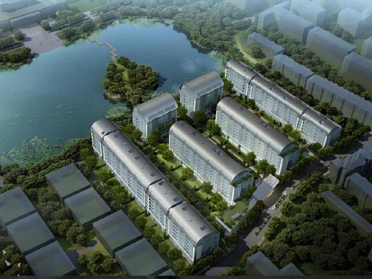 [北京]壹号院住宅区建筑设计方案文本