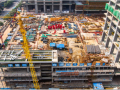 超高层商业办公一体化项目绿色施工技术特色汇报
