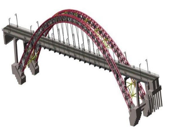 BIM技术在桥梁上的运用