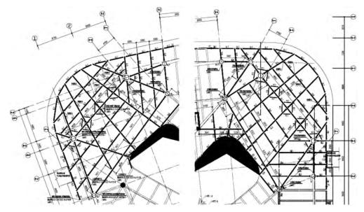 恒大国际中心D区商业钢框架结构设计与分析