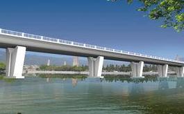 桥梁施工图设计,2个月带班学习