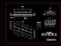 两孔箱涵(总体图+钢筋构造图+松木桩布置+搭板+桥头路基)