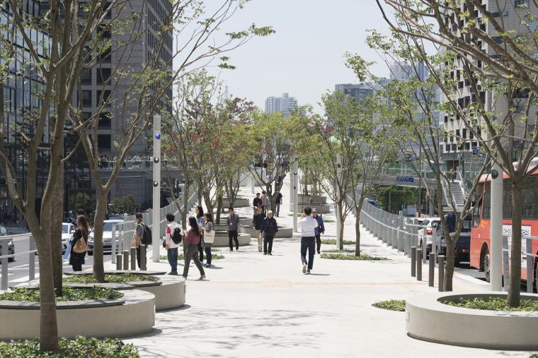 韩国MVRDV空中花园