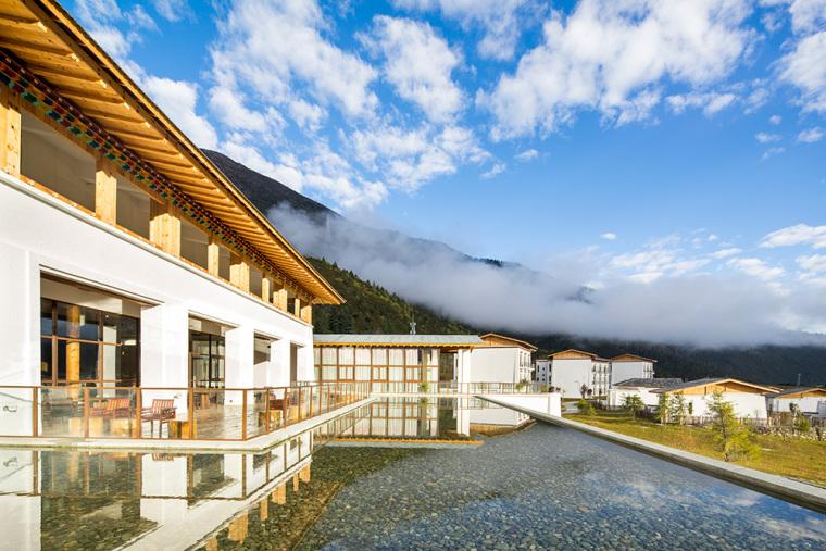 西藏林芝鲁朗度假酒店-1