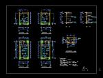 八层图书馆建筑结构施工图