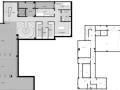 绿城杭州江南里现代中式别墅样板间概念方案(27张)