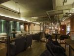咔法天使咖啡厅室内装修设计效果图方案(32张)