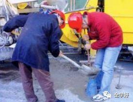 混凝土浇筑的施工方法!