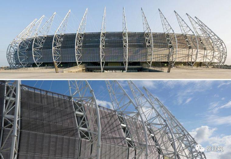 9座大型体育场——细节设计