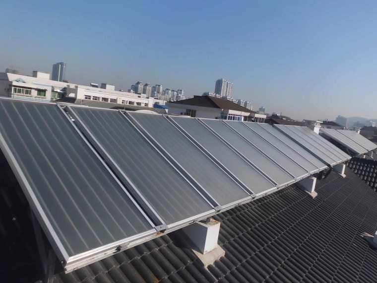 住宅建筑太阳能热水系统设计及研究,值得珍藏!